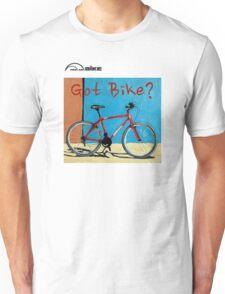 Cycling T Shirt - Got Bike? Unisex T-Shirt
