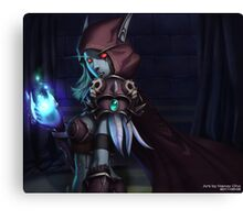 Sylvanas Windrunner Canvas Print