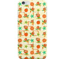 Orange Bird iPhone Case/Skin