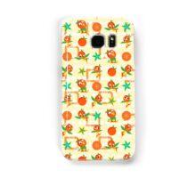 Orange Bird Samsung Galaxy Case/Skin