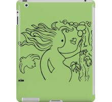 PREGNANCY NATURE EDUCATION  iPad Case/Skin