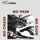 Cycling T Shirt - No Chain - No Pain - No Gain by ProAmBike