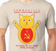 Comrade cat Unisex T-Shirt