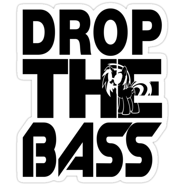 Bass Droppin' PON3 by Lemonite