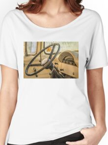 '56 Ford F100 Interior Women's Relaxed Fit T-Shirt