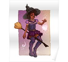 Socks the Witch Poster