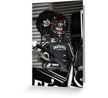 Jack Daniels Racing -2011 Greeting Card