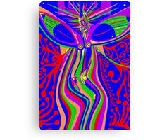 Transcendence Evolution Canvas Print