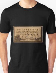 Benjamin K Edwards Collection New York Yankees baseball card portrait Unisex T-Shirt