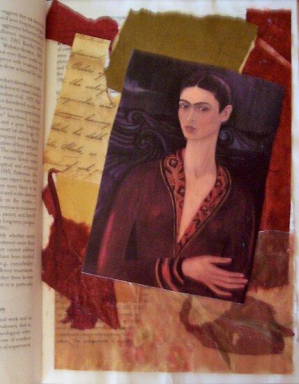 Altered Frida by Kanchan Mahon