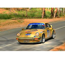 Porsche 911 - 1974 Photographic Print