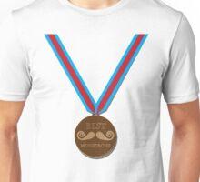 Best Moustache Unisex T-Shirt