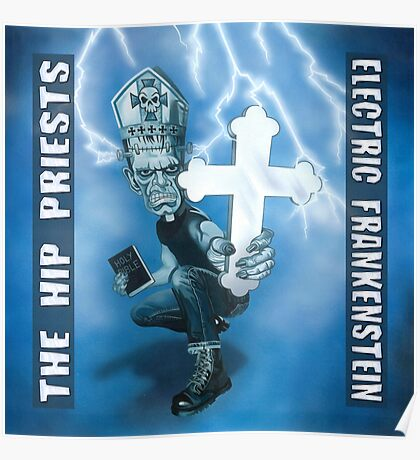 The Hip Priests Poster