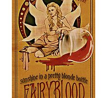True Blood – Fairy Blood - Sookie Stackhouse by riogirl9909