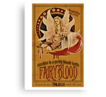 True Blood – Fairy Blood - Sookie Stackhouse Canvas Print