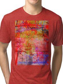 The city 35a Tri-blend T-Shirt