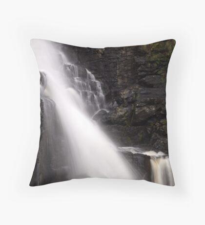 Lal Lal Falls Throw Pillow