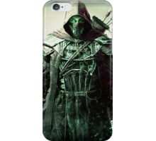 the thief iPhone Case/Skin
