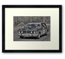 Ford XY GT Falcon Framed Print