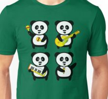 Band of pandas Unisex T-Shirt