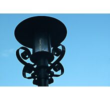 The Lamppost Photographic Print