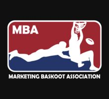 Marketing Baskoot Association (dark shirts) Kids Clothes