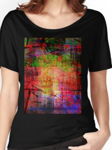 the city 35 Women's Relaxed Fit T-Shirt