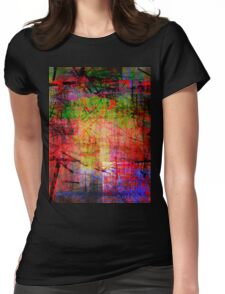 the city 35 Womens Fitted T-Shirt