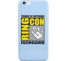 RingCon - Isengard iPhone Case/Skin