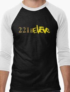221BELIEVE Men's Baseball ¾ T-Shirt