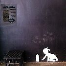 """""""Spray Can Baby 1"""" by Michelle Lee Willsmore"""