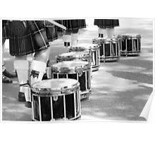 Drum Line Poster
