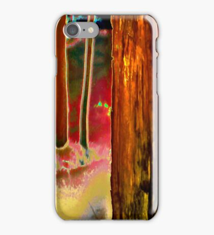 Trees #5 iPhone Case/Skin