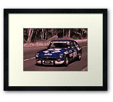 MG B GT - 1973 Framed Print