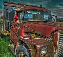 Old International by Steve Walser