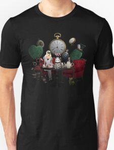 Alice In Wonderland Collage Unisex T-Shirt