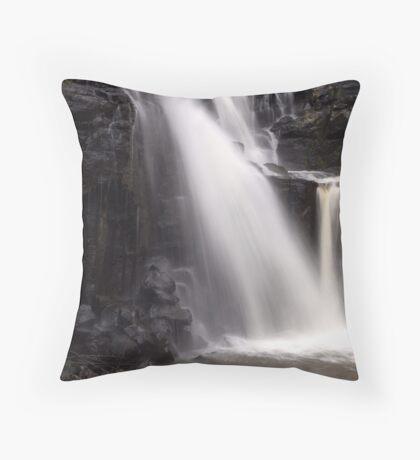 Lal Lal Falls. Throw Pillow