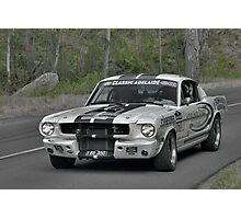 Ford Mustang GT350 - 1965 Photographic Print