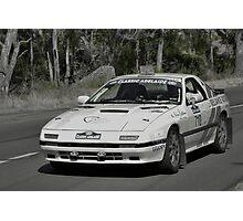 Mazda RX7 Turbo - 1981 Photographic Print