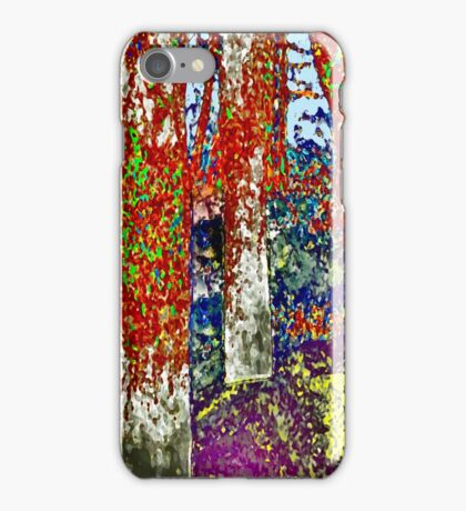 Trees #7 iPhone Case/Skin