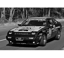 Mitsubishi Starion Turbo - 1981 Photographic Print