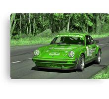 Porsche Carrera - 1977 Canvas Print