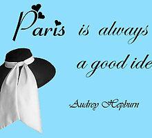 Audrey Hepburn Quote 2 by apye