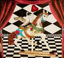 A Flight of Whimsy... by Karen  Helgesen