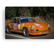 Porsche 911 Carrera - 1970 Canvas Print