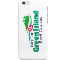 Green Island Cruises - white iPhone Case/Skin