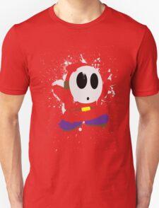 Splattery Shy Guy Style 1 T-Shirt