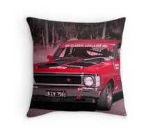 Ford Falcon XW GTHO Throw Pillow