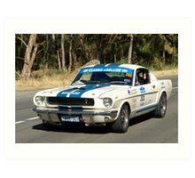 Ford Mustang - 1967 Art Print