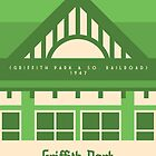 Griffith Park: The Griffith Park & Southern Railroad by Sam Novak